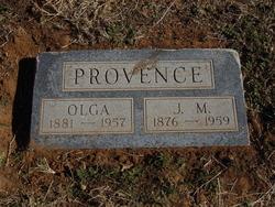 John Marion J.M. Provence
