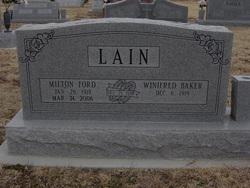 Milton Ford Lain