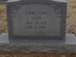 Jimmy Ford Lain