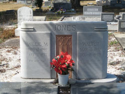Willie M Jones