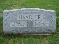 Frank L Handler