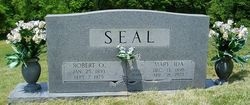 Mary Ida <i>Frazier</i> Seal