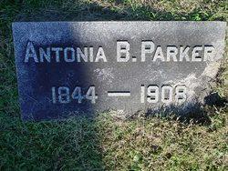 Antonia <i>Berkshire</i> Parker