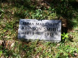 Emma Margaret <i>(Johnson)</i> Smith