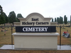 East Hickory Corners Cemetery