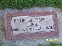 Benjamin Franklin Winget