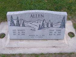 Lois <i>Bennett</i> Allen