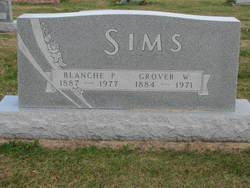 Blanche <i>Ploughe</i> Sims