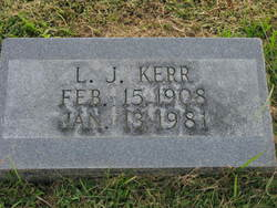 L. J. Kerr