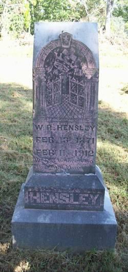 William P. Hensley