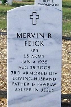 Mervin R. Feick