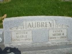 Mable <i>Lothridge</i> Aubrey