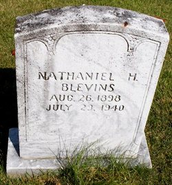 Nathaniel Hendrix Blevins
