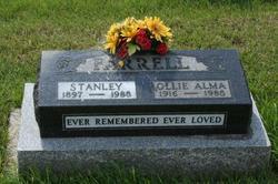 Ollie Alma Farrell