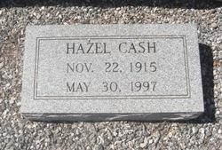 Margaret Hazel Hazel Cash