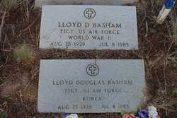 Lloyd Douglas Basham