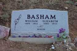 Maude E Basham
