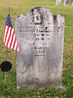 Capt Jacob Anderson