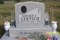 Gerald C Gertsch