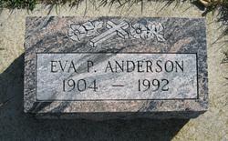Eva Pearl <i>Petersen</i> Anderson