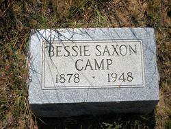 Bessie Saxon Camp