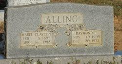 Raymond Edwin Alling