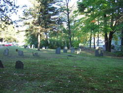 Old Center Burying Grounds