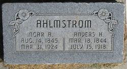 Anders Hakanson Ahlmstrom