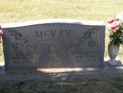 Ruth Evelyn <i>Daniel</i> Mcvay