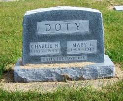 Mary E. <i>McColley</i> Doty