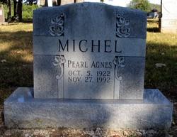 Pearl Agnes Michel