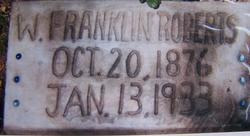 William Franklin Roberts