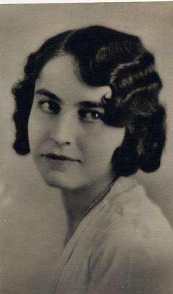 Mary Mildred <i>McCaskill</i> Kidd
