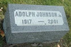 Adolph Johnson, Jr