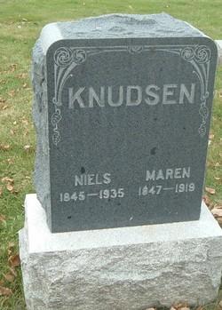 Maren <i>Olesdatter</i> Knudsen