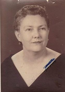 Mildred Olive <i>Williamson</i> Paiz