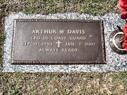 Arthur William Davis