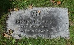 Elmer B. Apgar