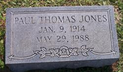 Paul Thomas Jones