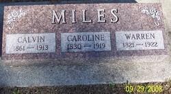 Warren Calvin Miles