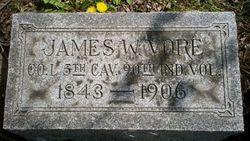 James W Vore