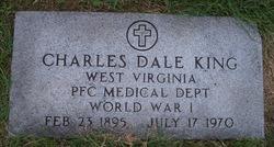 Charles Dale King