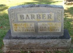 Anna K. <i>Wolf</i> Barber