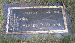 Alfred R Alby Ahrens