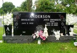 Joyce Gwendolyn <i>David</i> Anderson