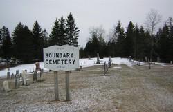 Boundary Cemetery