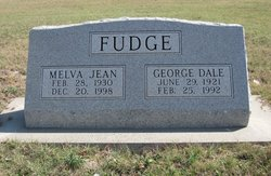 Melva Jean <i>Stout</i> Fudge