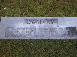 Lela <i>Ward</i> Ramsey
