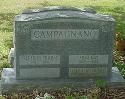 Edna May <i>Smith</i> Campagnano