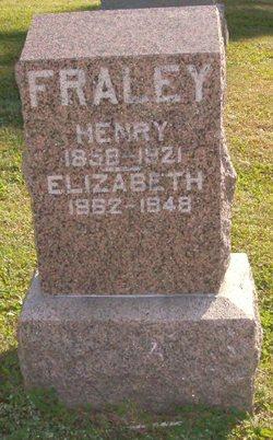 Maria Elizabeth <i>Hammond</i> Fraley